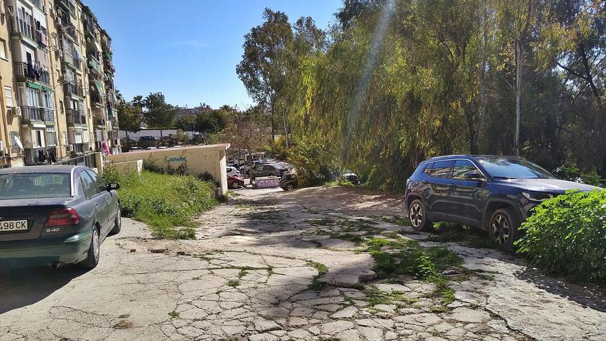 La calle que sigue sin existir en el barrio de Carlinda