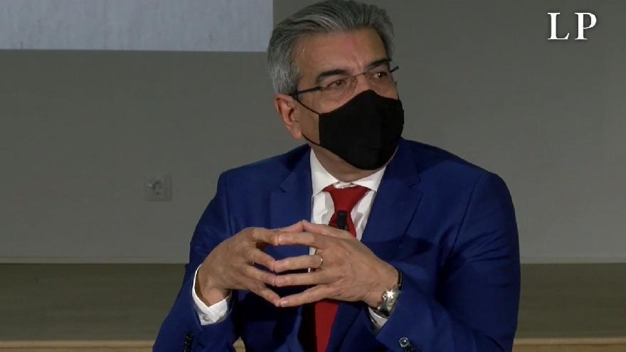 """Román Rodríguez: """"El Gobierno tiene que flexibilizar los Erte"""""""