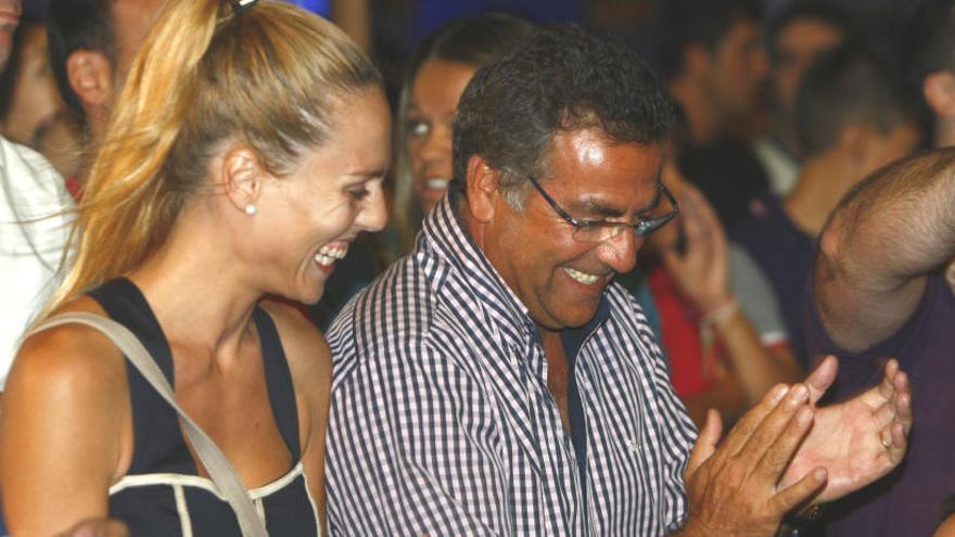 El empresario alicantino Enrique Ortiz 'se jubila'