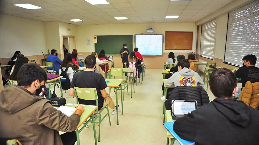 ¿Más clases de Bachillerato en horario de tarde por falta de plazas en los institutos?