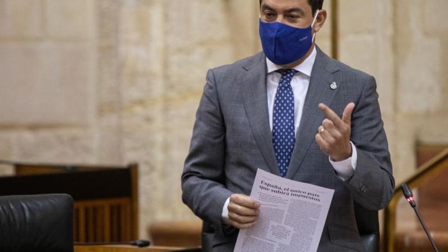 Moreno ve «imperdonable» seguir sin un marco normativo para después del 9 de mayo