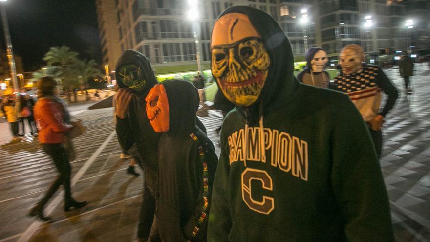 Halloween en Elche sin miedos