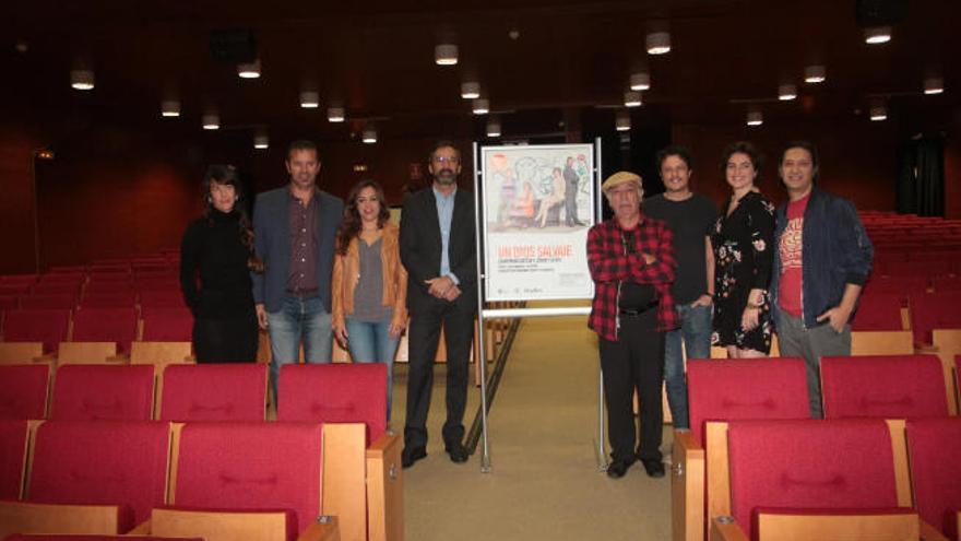 'Un Dios salvaje' llega a la escena insular con Comik Teatro y Actúa
