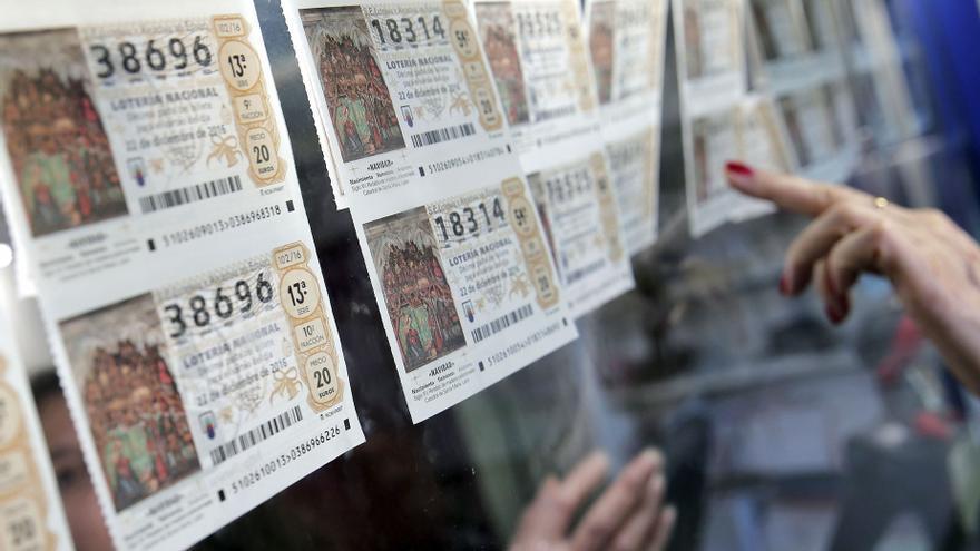 El Segundo Premio de la Lotería Nacional cae en Zamora