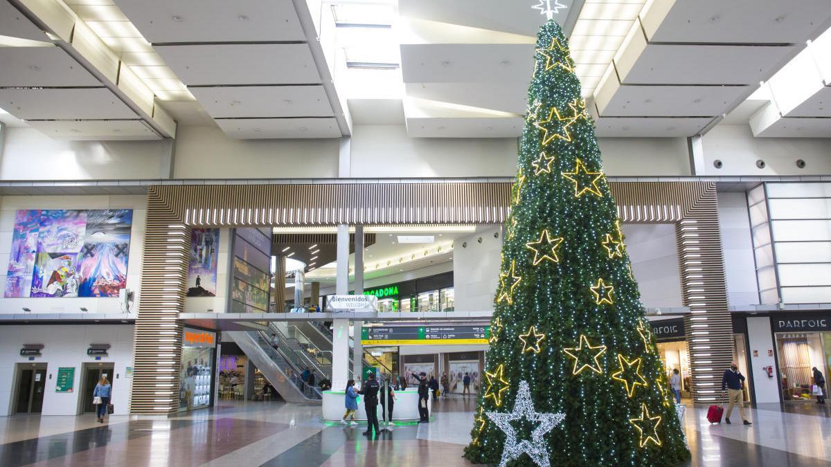 Vialia celebra la llegada de la Navidad con una programación variada para los más pequeños