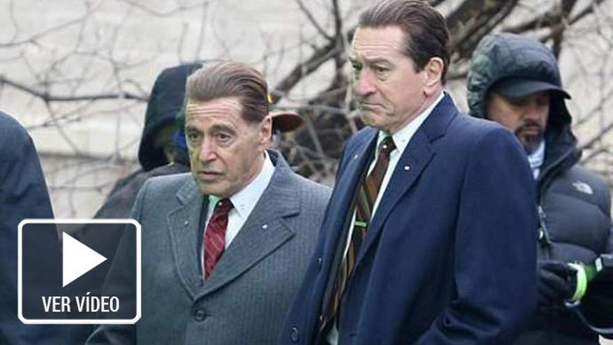 'El Irlandés', toda una lección de cine de Martin Scorsese