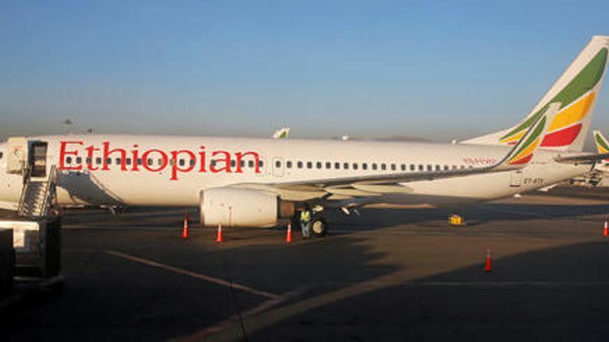 Un avió amb més de 150 persones a bord s'estavella a Etiòpia