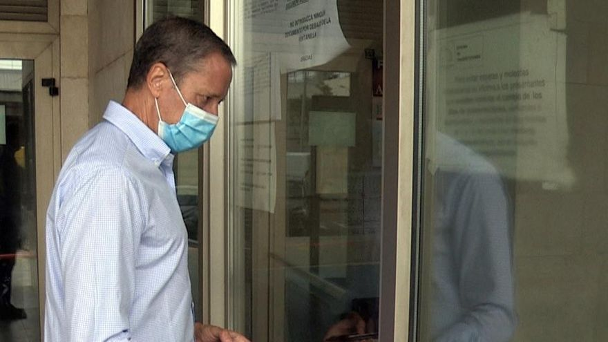 """Zaplana reprocha a la jueza del caso Erial que le castigue por """"llevar una vida normal"""""""