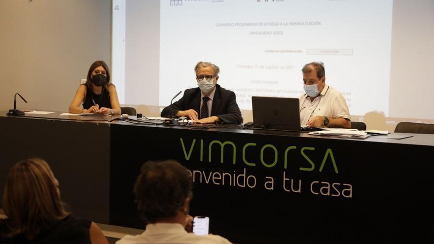Vimcorsa abrirá en septiembre otro paquete de ayudas para la instalación de ascensores en Córdoba
