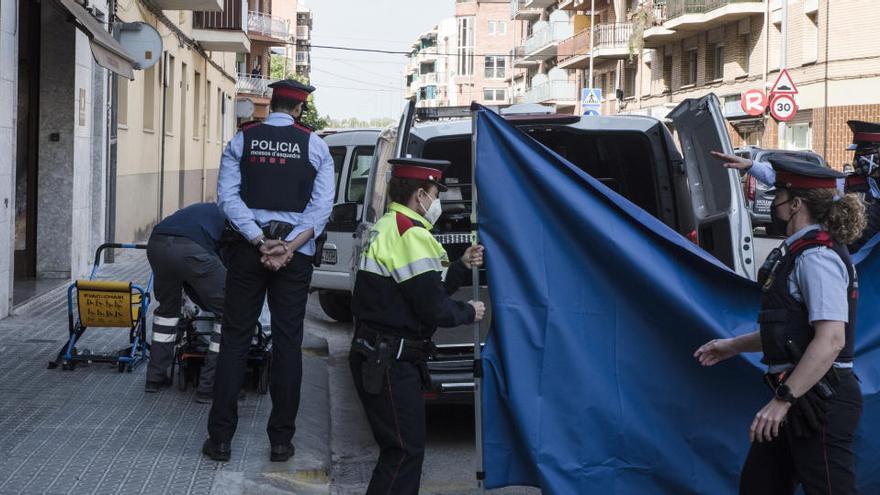 Presó provisional per a l'home que presumptament va matar la seva exparella a Manresa