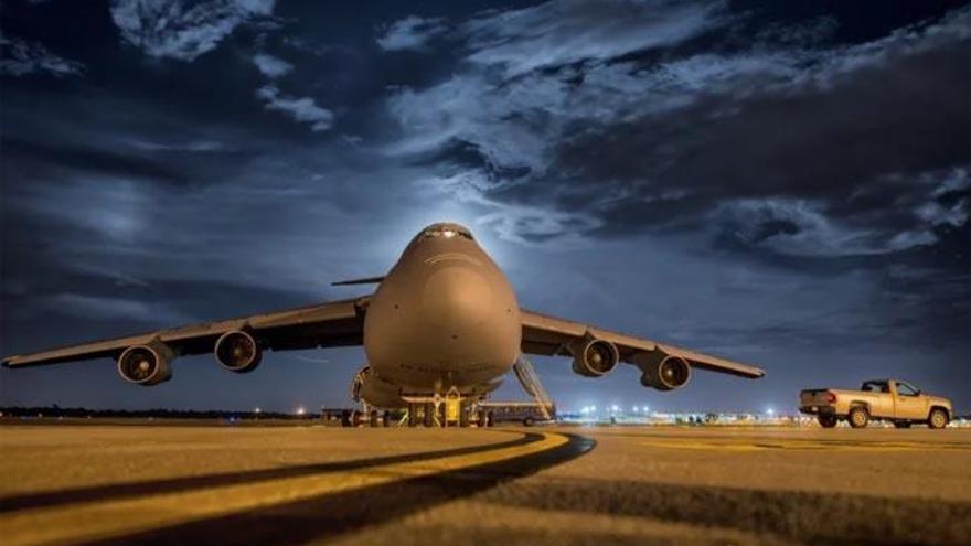 La nueva iluminación del aeropuerto Tenerife Sur reducirá su contaminación lumínica