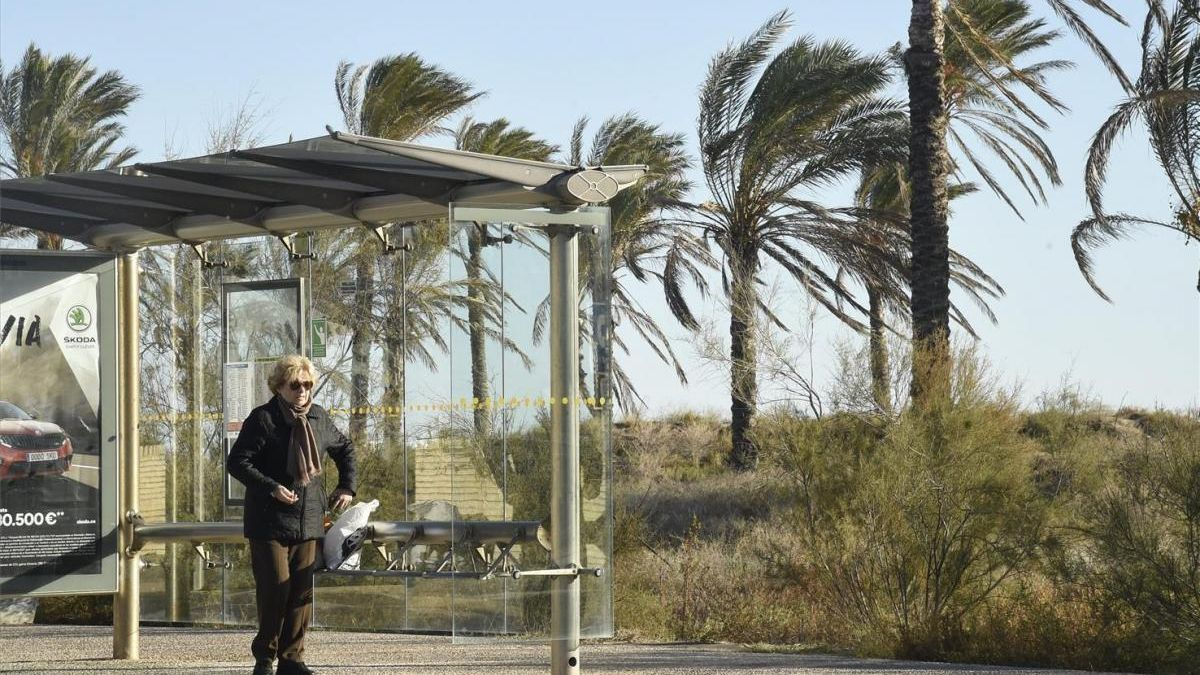 TIEMPO EN CASTELLÓN | Se mantienen las alertas por fuertes vientos para el fin de semana