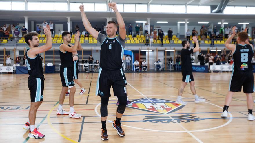 Hazaña histórica del baloncesto ibicenco: Una apisonadora llamada Sant Antoni luchará por subir a la LEB Plata