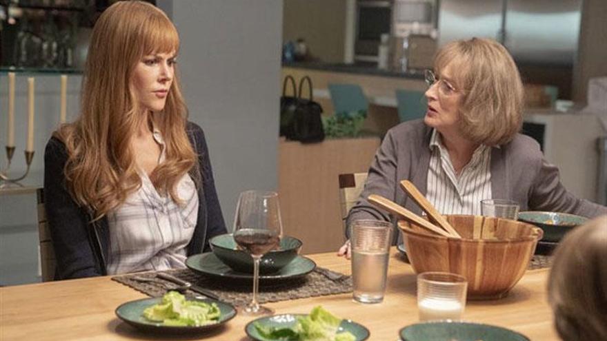 """Meryl Streep, la """"nueva Cersei Lannister"""" en la segunda temporada de 'Big Little Lies'"""