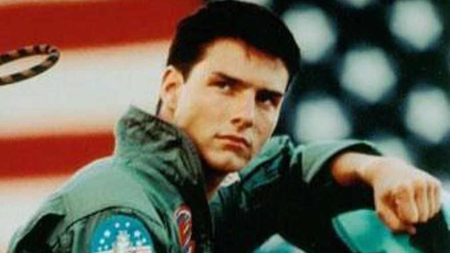 Tom Cruise anuncia que 'Top Gun 2' comenzará a rodarse en 2018
