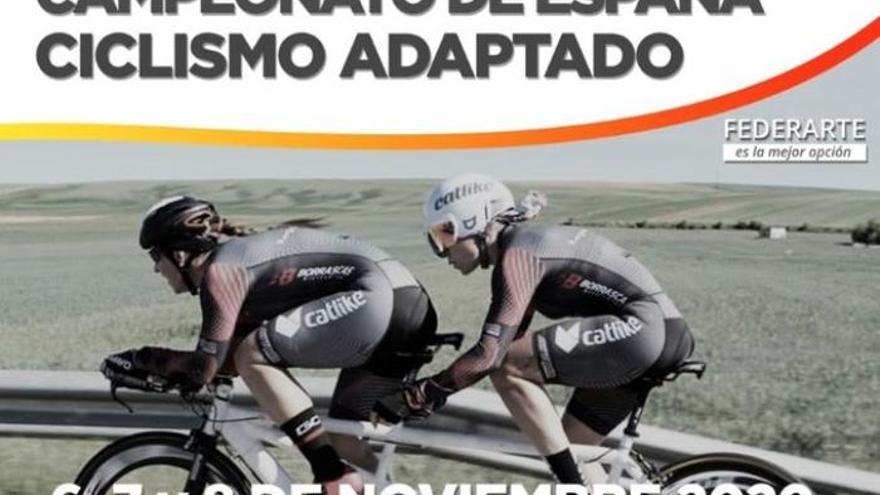 11 Edición del Campeonato de España de Ciclismo adaptado en ruta