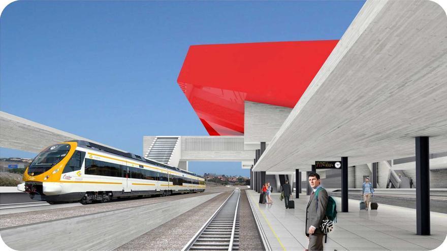 La Universidad mantiene su informe negativo sobre la rentabilidad del tren