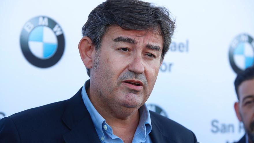 """González Calvo: """"El fútbol es complicado y nos dirá dónde podemos llegar"""""""