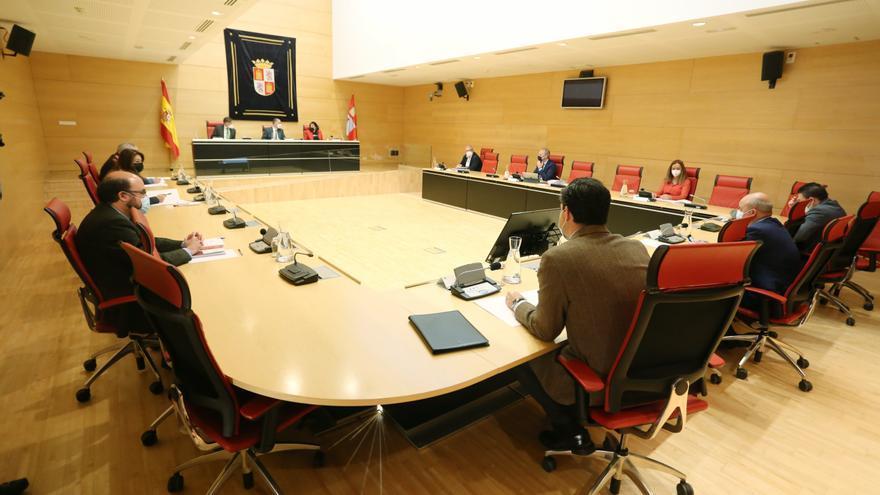 22 y 23 de marzo: la fecha para debatir la primera moción de censura de la historia de Castilla y León