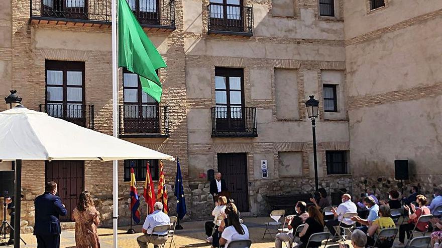 La bandera verde ondea en la localidad de Bureta