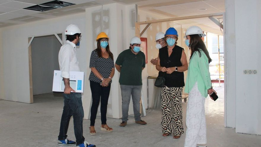 Concluyen las obras de la nueva Oficina de la Seguridad Social en Burriana