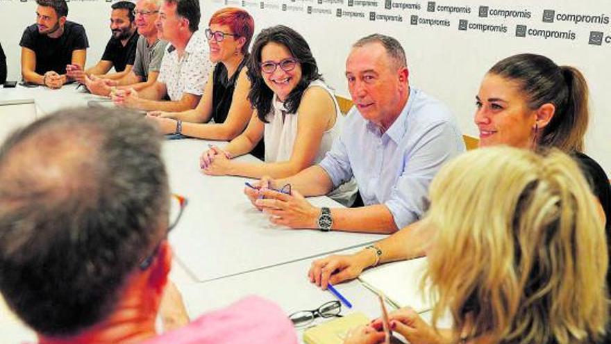 Compromís planea retirar apoyos al Gobierno si no avanza en financiación