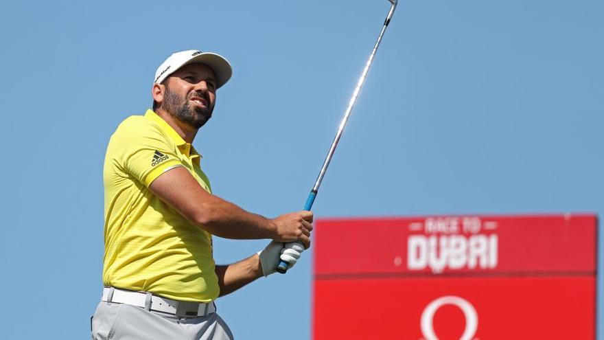 Sergio García triunfa en Dubai y logra su duodécimo título en el circuito europeo