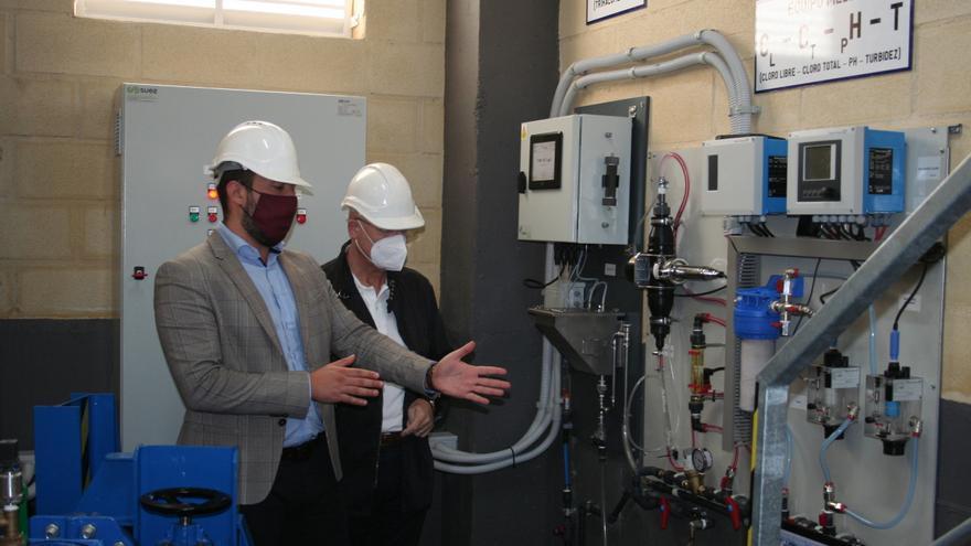 El agua potable de Lorca se controlará en tiempo real