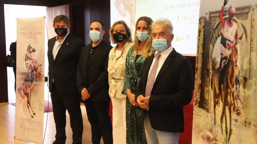 """Córdoba acoge la edición """"más internacional """" de caballos árabes"""