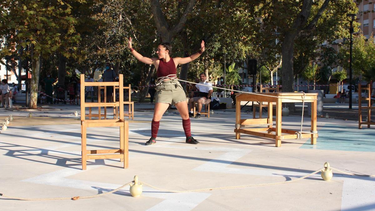 Castelló se convierte en capital del circo para dar la bienvenida al verano