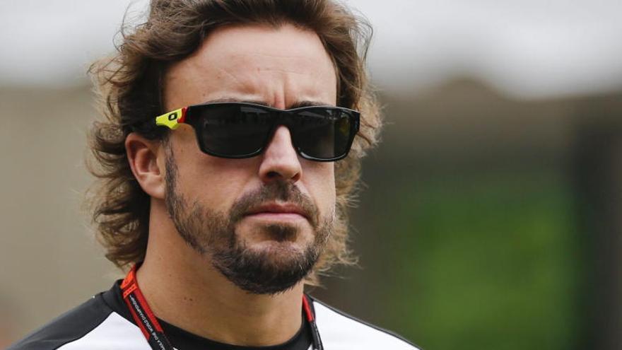 Alonso quiere volver a los puntos en el circuito urbano de Singapur