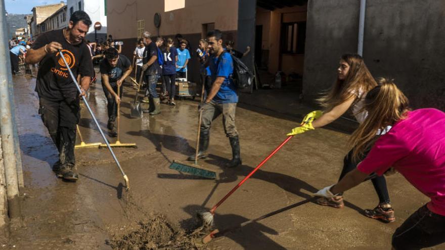 So erlebten die freiwilligen Helfer auf Mallorca ihren Einsatz in Sant Llorenç