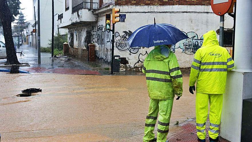Adjudican las obras para encauzar un arroyo en Campanillas