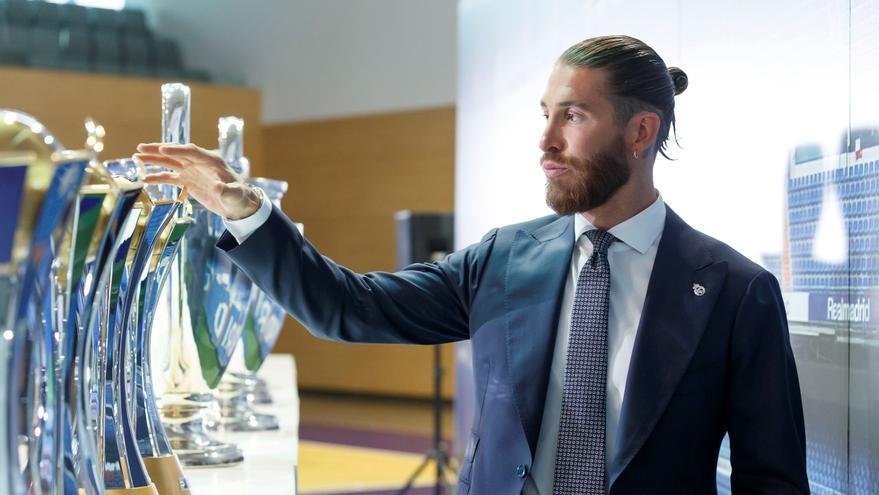 La opinión del día sobre el adiós de Sergio Ramos: El mejor SR4, siempre en el descuento
