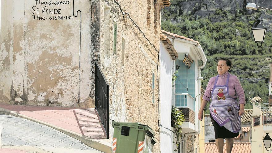 Millares, Herbers y Alcoleja, el epicentro de la despoblación