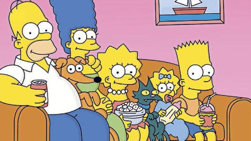 """""""Los Simpson"""" batrà tots els rècords de longevitat amb dues temporades més"""