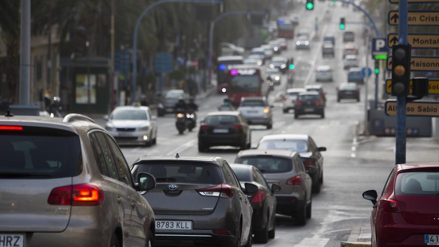 """El bipartito implantará un """"Alicante Central"""", una Zona de Bajas Emisiones, antes de terminar 2023"""