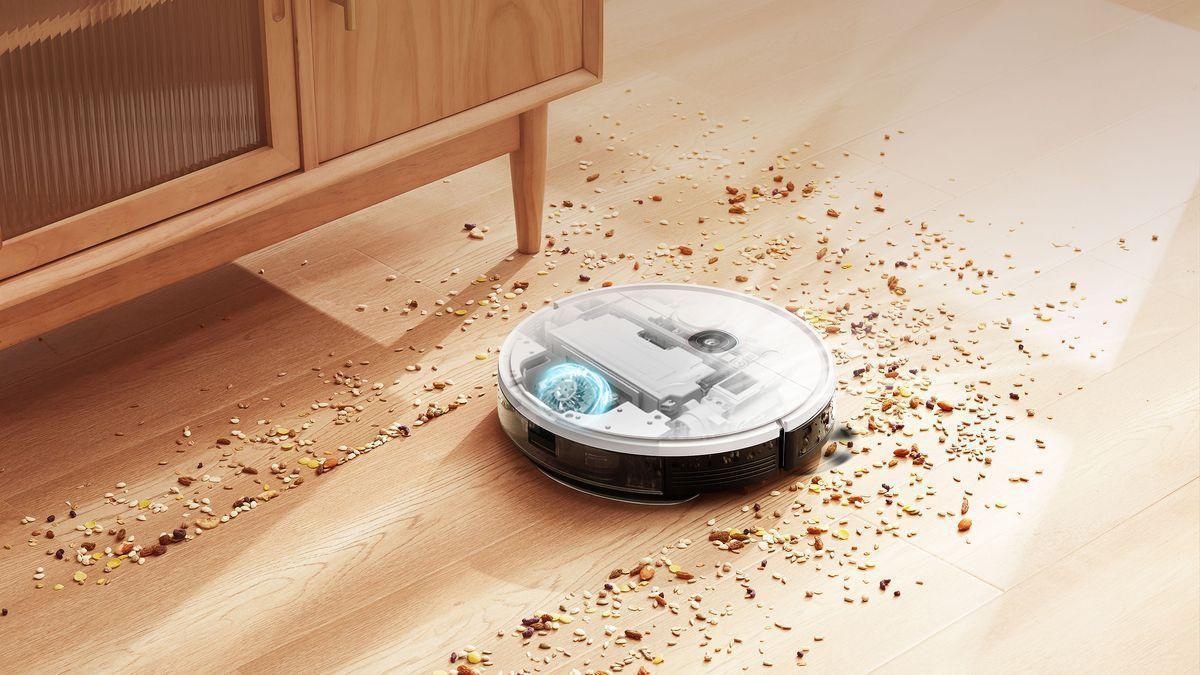 El mejor robot aspirador para la limpieza del hogar.