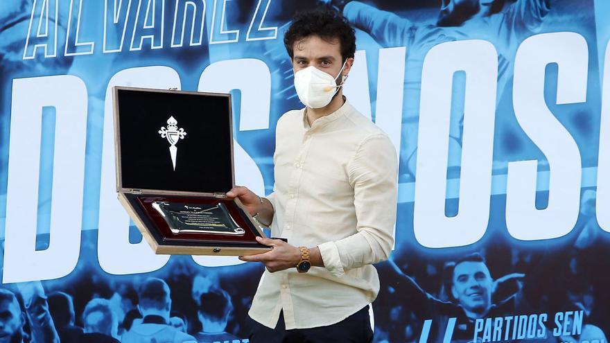 Hasta siempre Sergio Álvarez, el símbolo del jugador de club