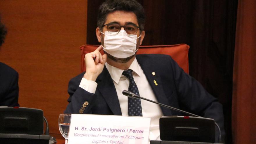 "Puigneró acusa el govern espanyol de no tenir un ""interès real"" en ampliar el Prat"
