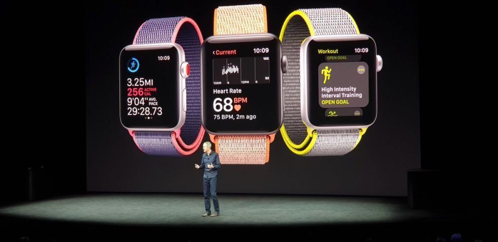 Nuevas correas deportivas para el Apple Watch.