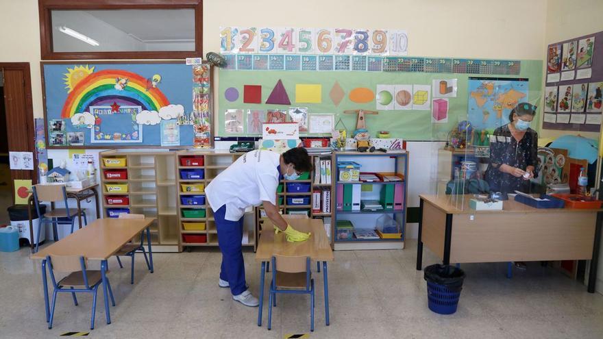 Descubre dónde están las 36 nuevas aulas de Infantil de 2 años de Castellón