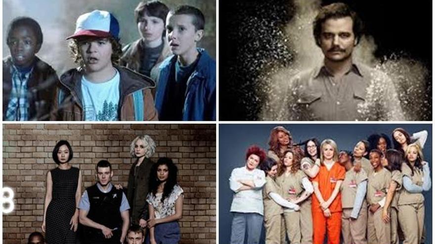 2017: Las series que regresan