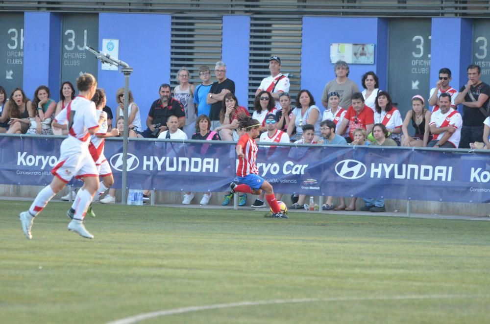 L''Atlètic de Madrid guanya la Hyundai Koryo Car