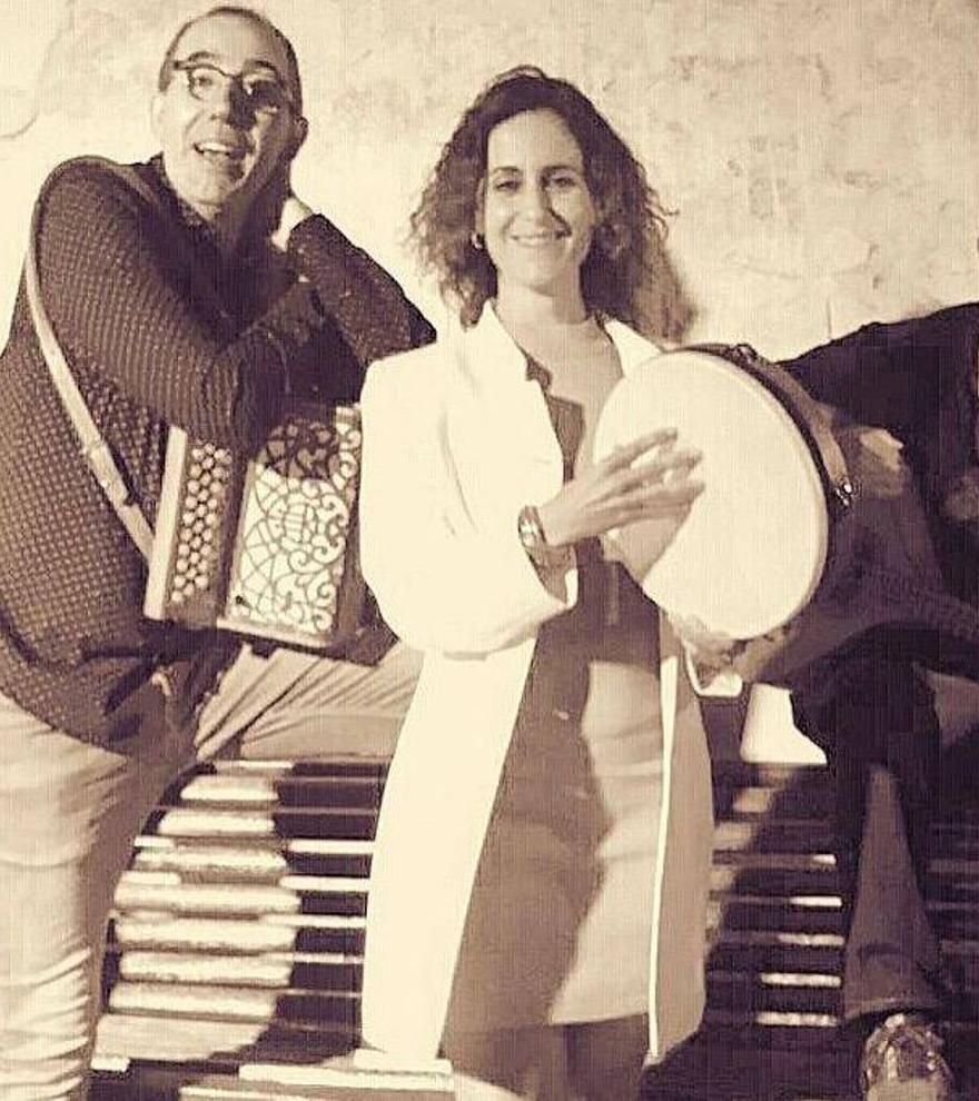 La Musgaña y Vanesa Muela + Joaquín Pardinilla Sexteto