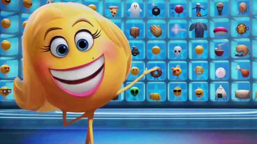 'Emoji, la película': Animación imaginativa