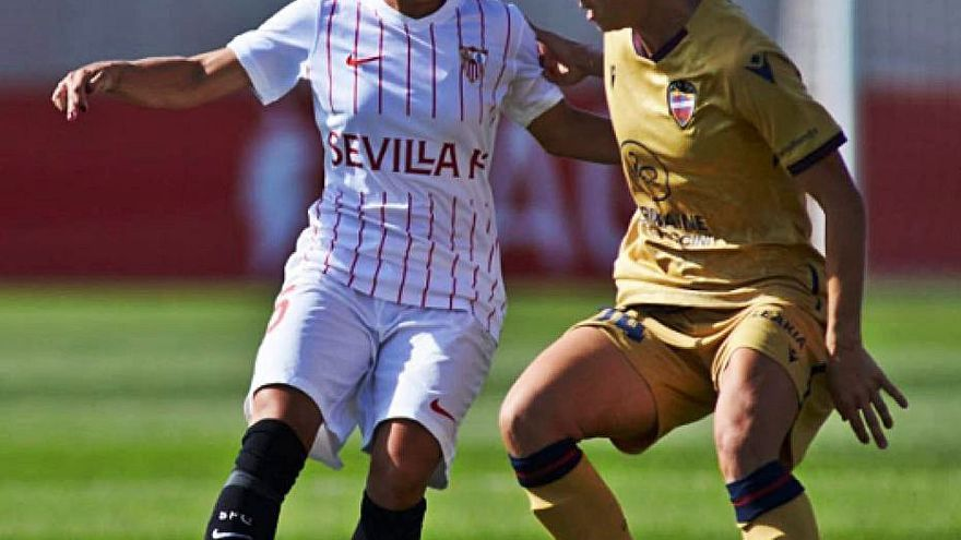Ocasiones sin suerte contra un duro Sevilla