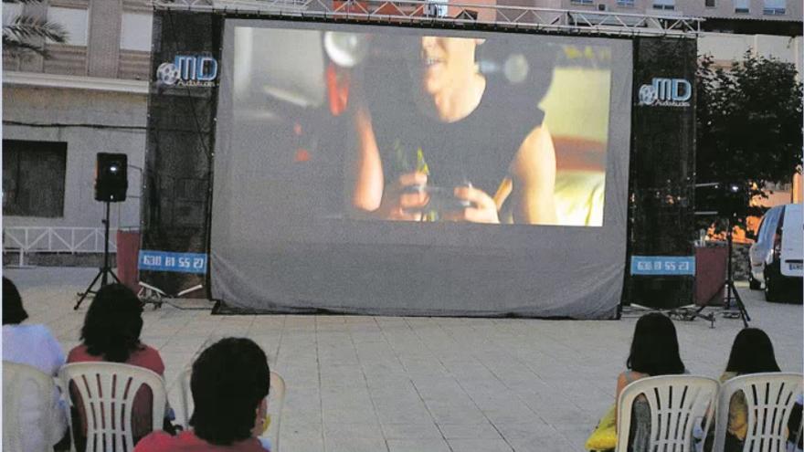 La pandemia impulsa este verano un 'boom' del cine al aire libre
