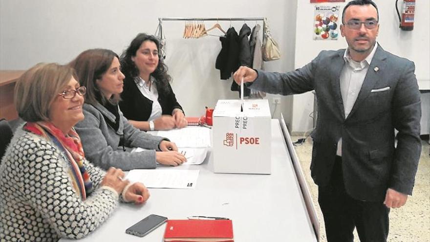 El PSPV confirma a Ernest Blanch como ganador y José Benlloch deja la Diputación
