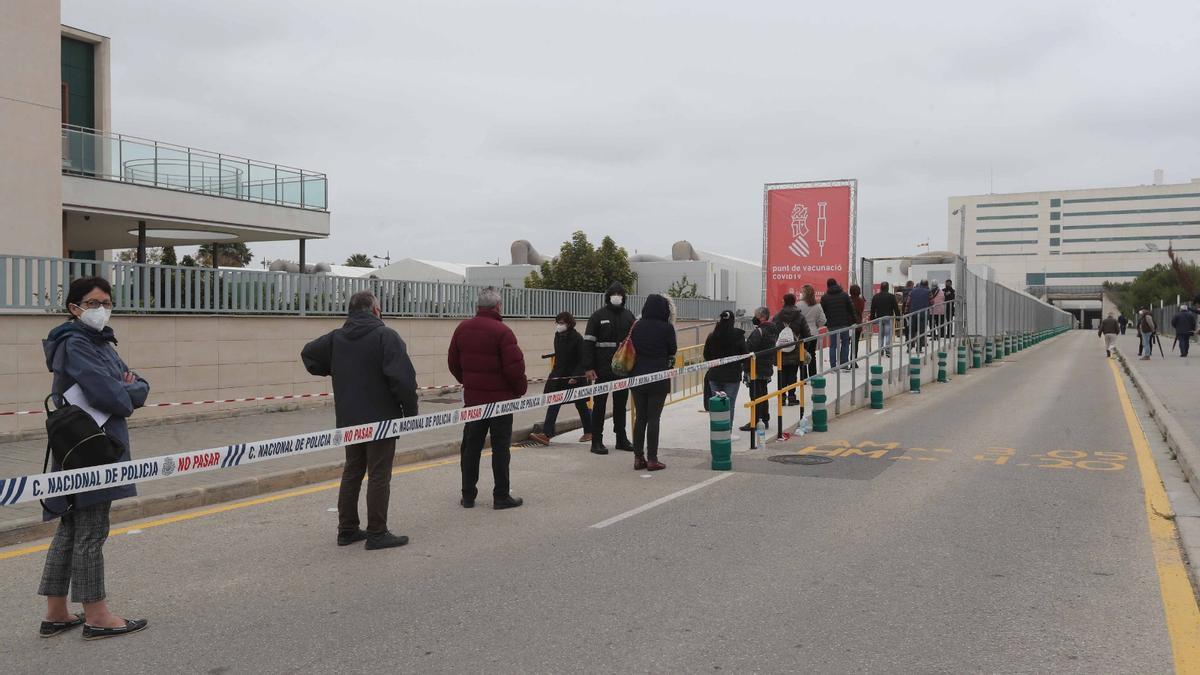 Nuevos casos de coronavirus en la Comunitat Valenciana, hoy 13 de abril